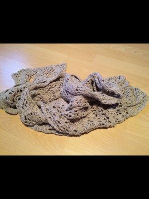 Schal gestrickt von H&M