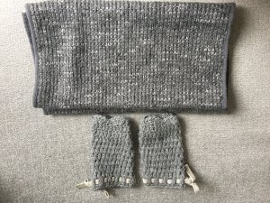 Intimissimi Tube Scarf light grey