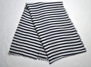 H&M Bufanda negro-blanco