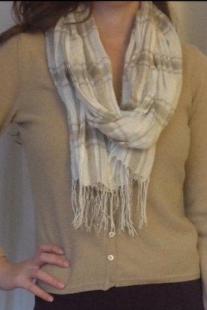Schal im Burberry-Stil