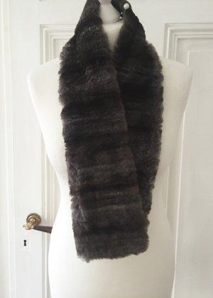 Schal in Felloptik / Pelzoptik  - Fake Fur - kein Echtpelz! -
