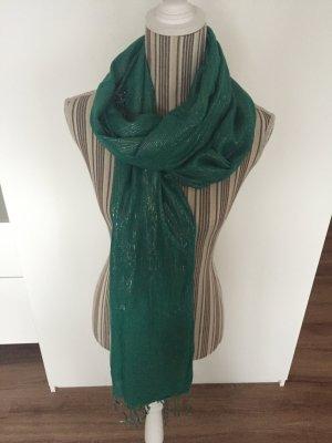 Schal in grün von H&M