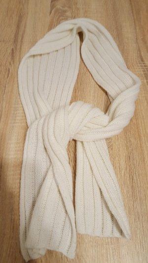 Schal in weiß - fast wie neu