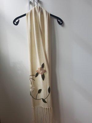 Alba Moda Écharpe en laine multicolore