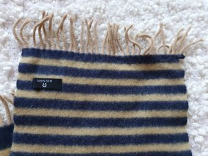 Aigner Scarf multicolored wool