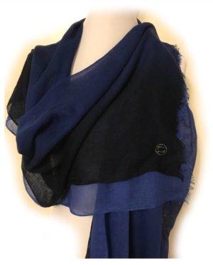 Laurèl Zijden sjaal veelkleurig Zijde