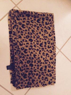 Schal Leopard-Muster