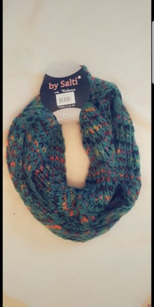 Tube Scarf grass green