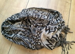 Schal mit Azteken Muster