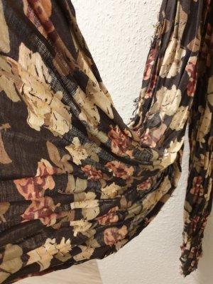 Schal mit Blumenprint von H&M