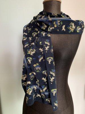 Schal mit Dog Print
