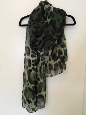 H&M Divided Scarf multicolored