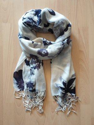 Schal mit floralen Muster