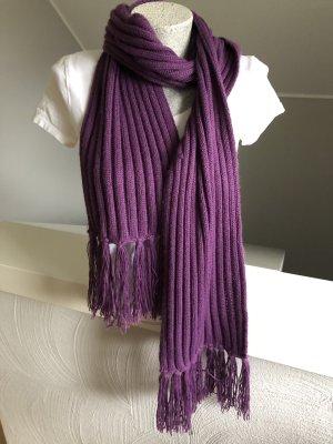Fringed Scarf lilac
