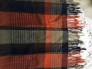 C&A Sjaal oranje-blauw