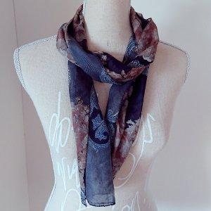 Sjaal veelkleurig
