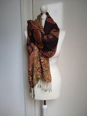 Schal mit Paisleydruck
