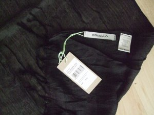 Schal mit Viskose von Codello  schwarz