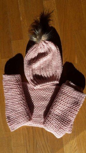 Schal & Mütze Set