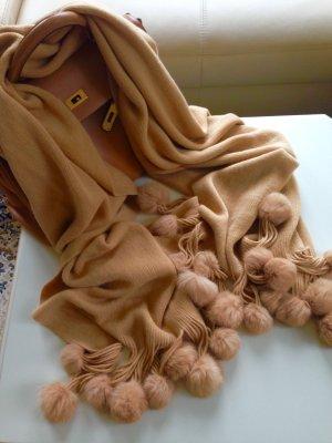 Schal oder Stola kuschelweich