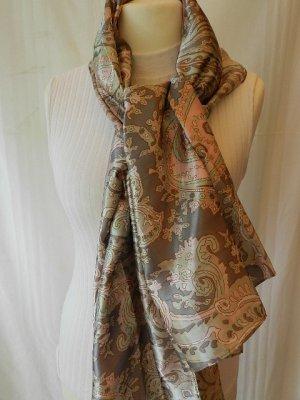 Schal Paisley Muster, Damenschal Tuch, Schal Halstuch - 60 x 185 cm Neu