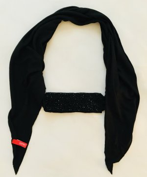 Edc Esprit Casual Cravat black