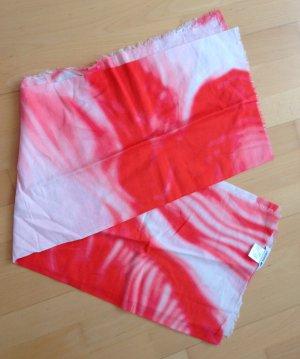 Schal Sommertuch von Lacoste in poppiger Sommerfarbe