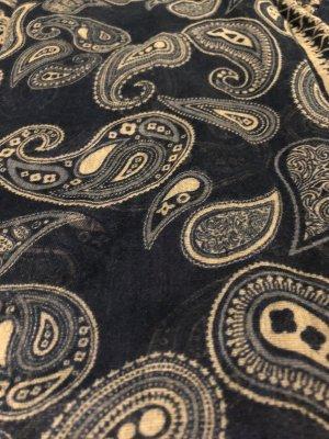 Schal Tuch blau marrakesch