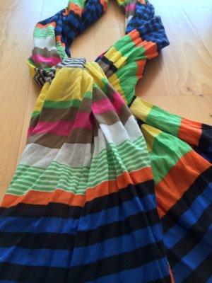 Schal Tuch H&M Streifen bunt