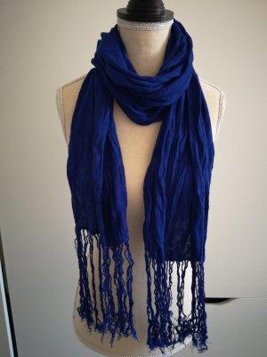 Schal Tuch in einem wunderschönem blau von H&M