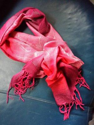 Pañuelo rosa-rosa