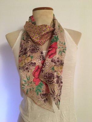 Accessorize Zijden sjaal veelkleurig Zijde
