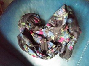 Pañuelo negro Poliéster