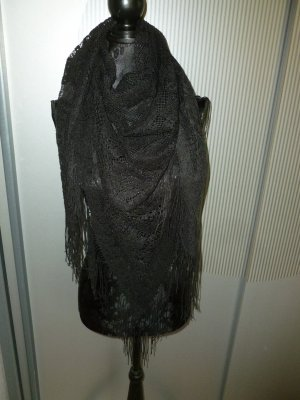 Halsdoek zwart