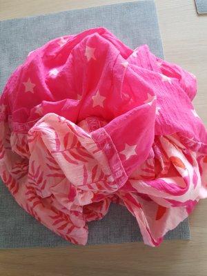 Lieblingsstück Summer Scarf raspberry-red-pink