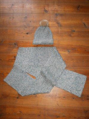 Schal und Mütze von SUGARHILL Boutique