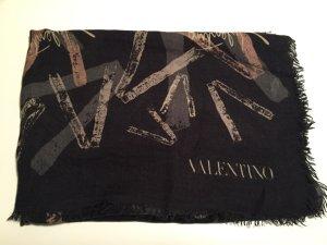 Schal Valentino, schwarz