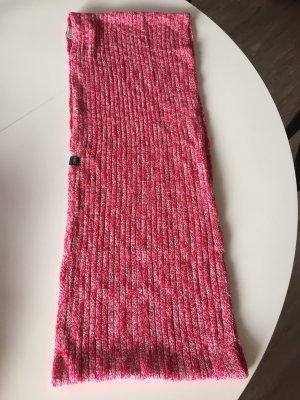 Adidas NEO Écharpe en crochet rouge framboise