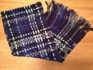 Benetton Wollen sjaal veelkleurig
