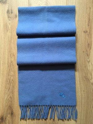 Burberry Wollen sjaal azuur