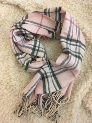 Cashmere Scarf light pink-pink