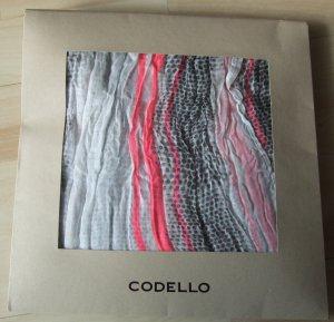 Schal von Codello mit Neon-Streifen - Neu