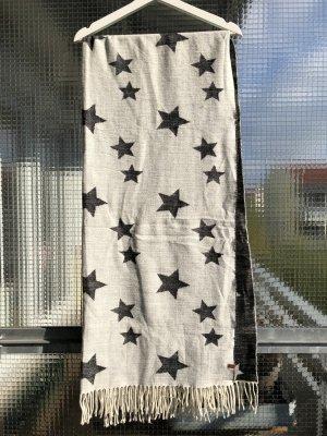 Esprit Bufanda negro-blanco