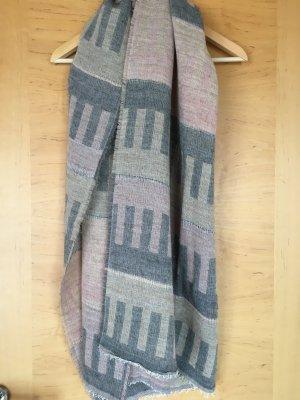 Esprit Sciarpa di lana multicolore Lana
