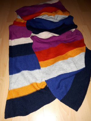 H&M Knitted Scarf multicolored mixture fibre