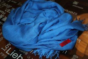 Schal von Hugo Boss in blau