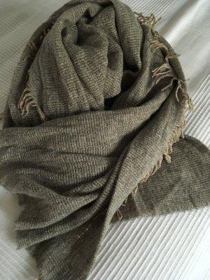 SET Urban Deluxe Wollen sjaal veelkleurig Wol