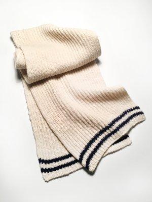Schal von Tom Tailor blau/weiss