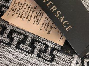 Versace Bufanda de lana multicolor