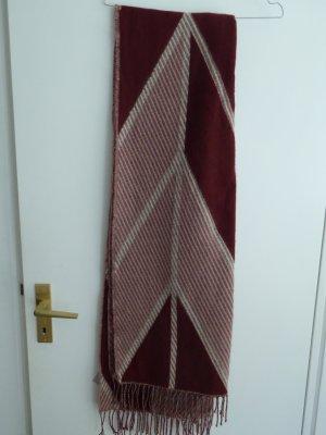 Even & Odd Wollen sjaal veelkleurig